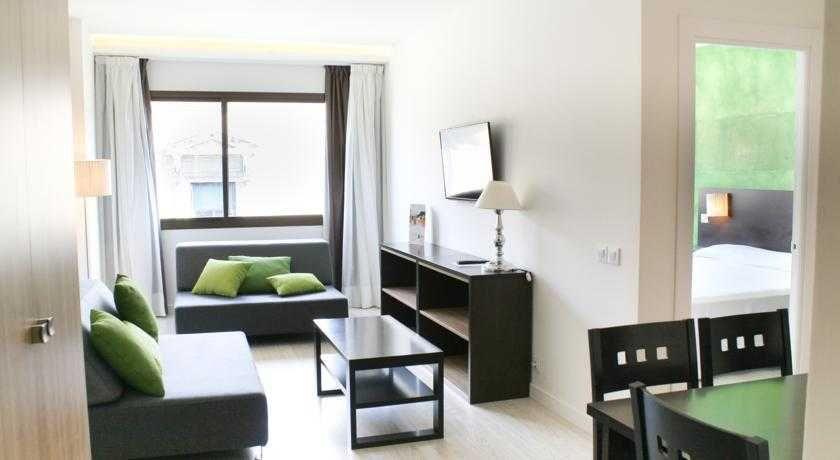 Aparthotel Serrano Recoletos