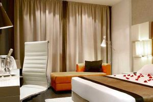 Holiday Inn Madrid Las Tablas