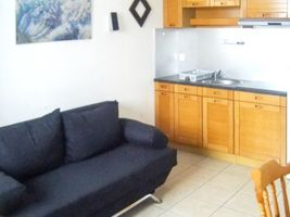 Apartment With one Bedroom in Saint Lary Soulan, With Wonderful Mountain View and Wifi - 100 m From the Slopes