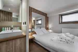 Appartement Gélinotte
