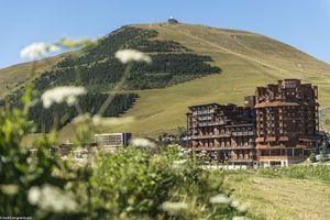Maeva Particuliers L'Alpe D'Huez L'Ours Blanc